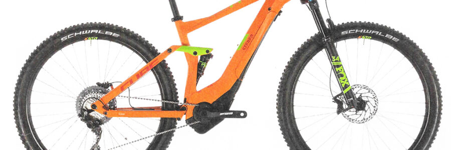 17 – Stereo Pro Race 500 TG 21 (XL) arancione