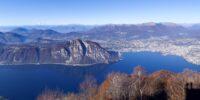 Tour Monte Sighignola: balcone d'Italia